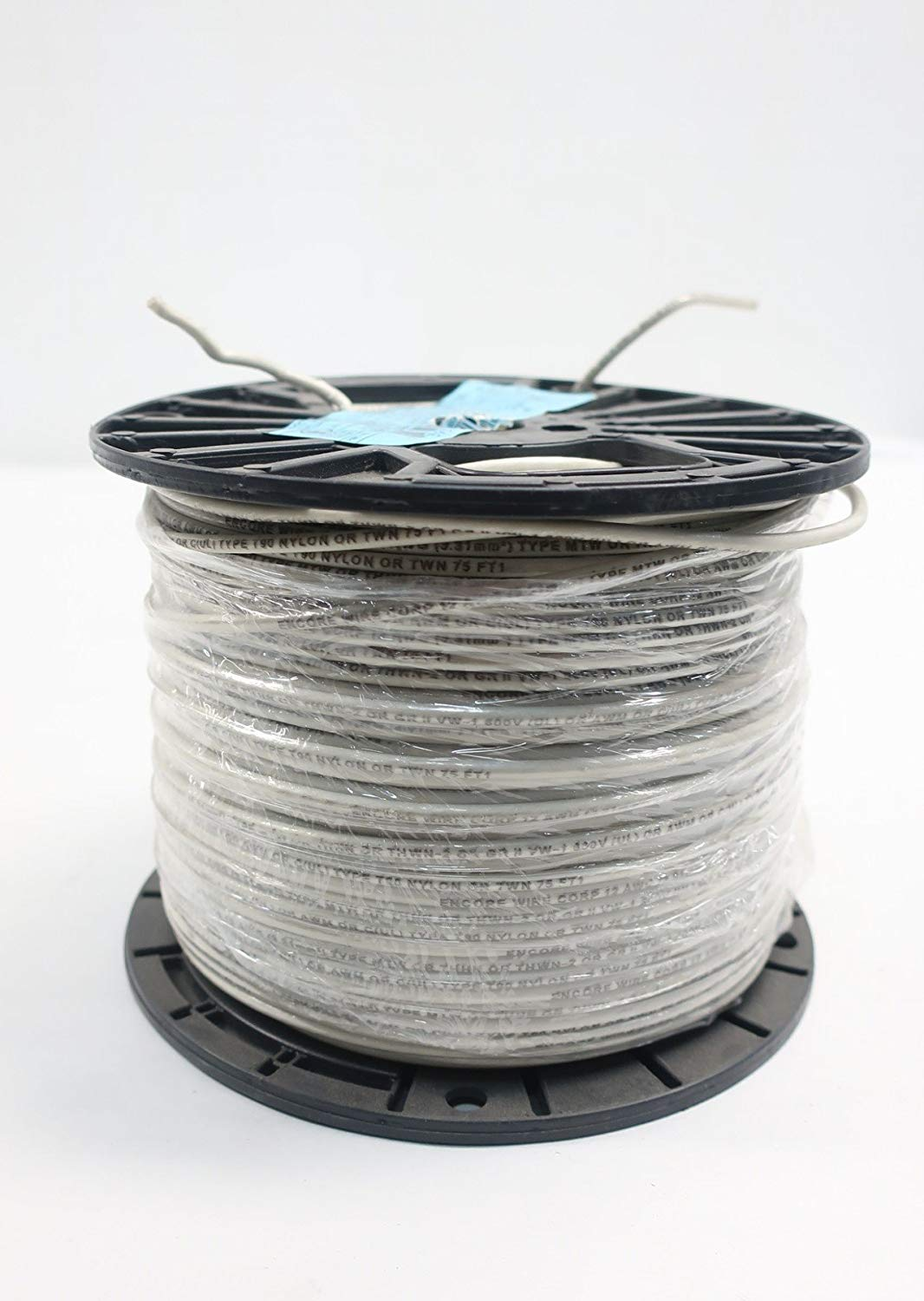 ENCORE WIRE 106100802440, 12AWGTHHN 600V-AC Cable 500FT D609764